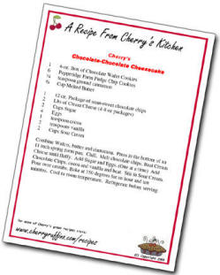 cherry's recipes