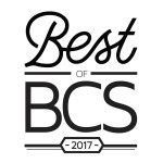Cherry Won Best of BCS Realtor!